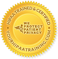 YourHIPAATraining.com Compliance Seal