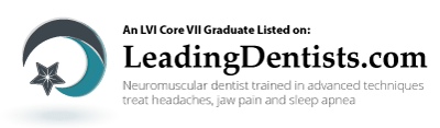 leading dentists badge